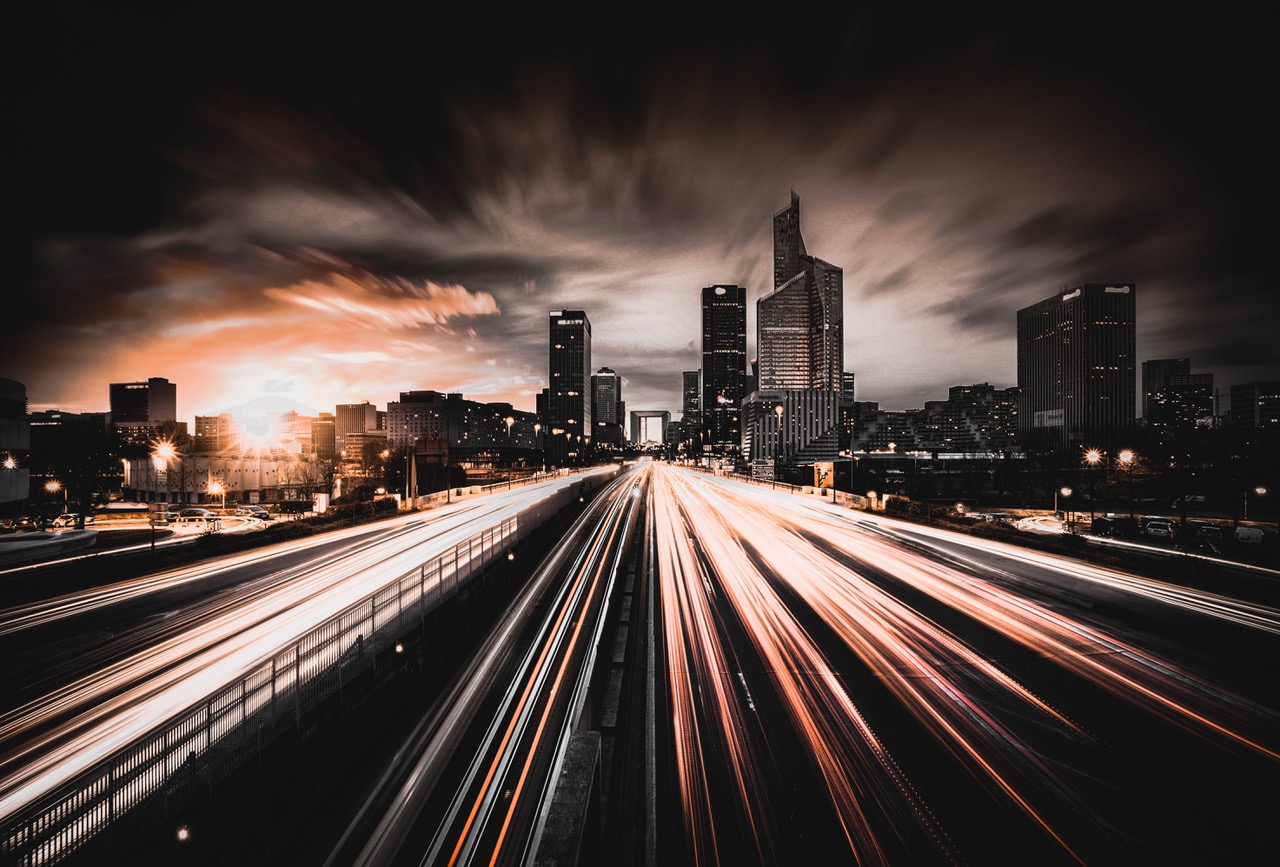 Traffic, God and Distorted Truth
